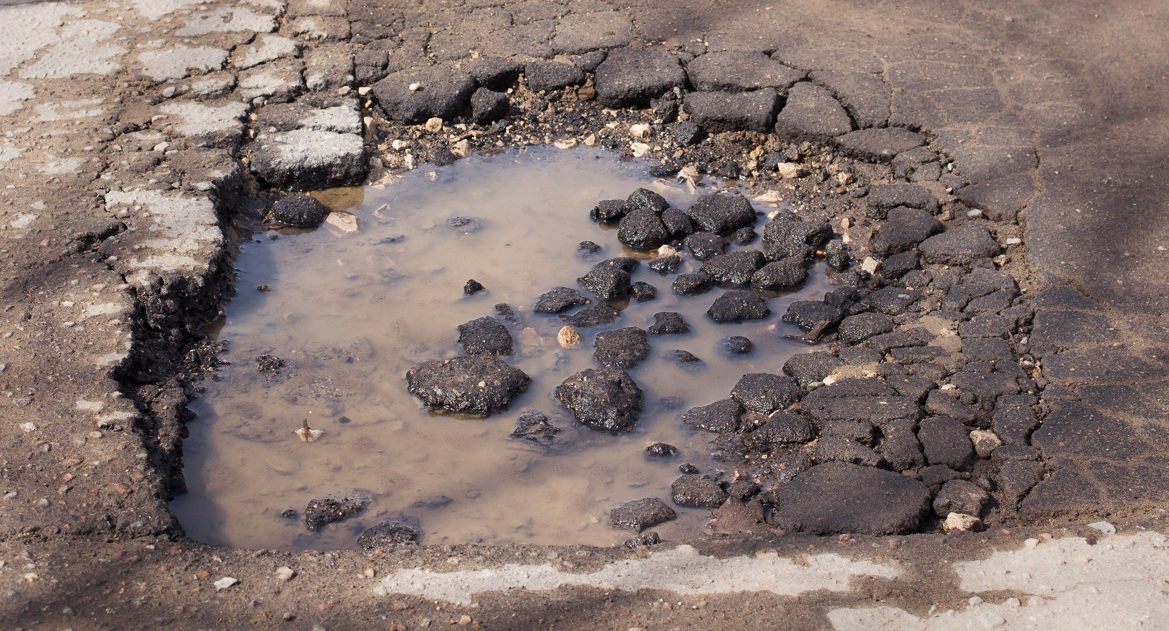Pothole Repair Indianapolis 317-549-1833