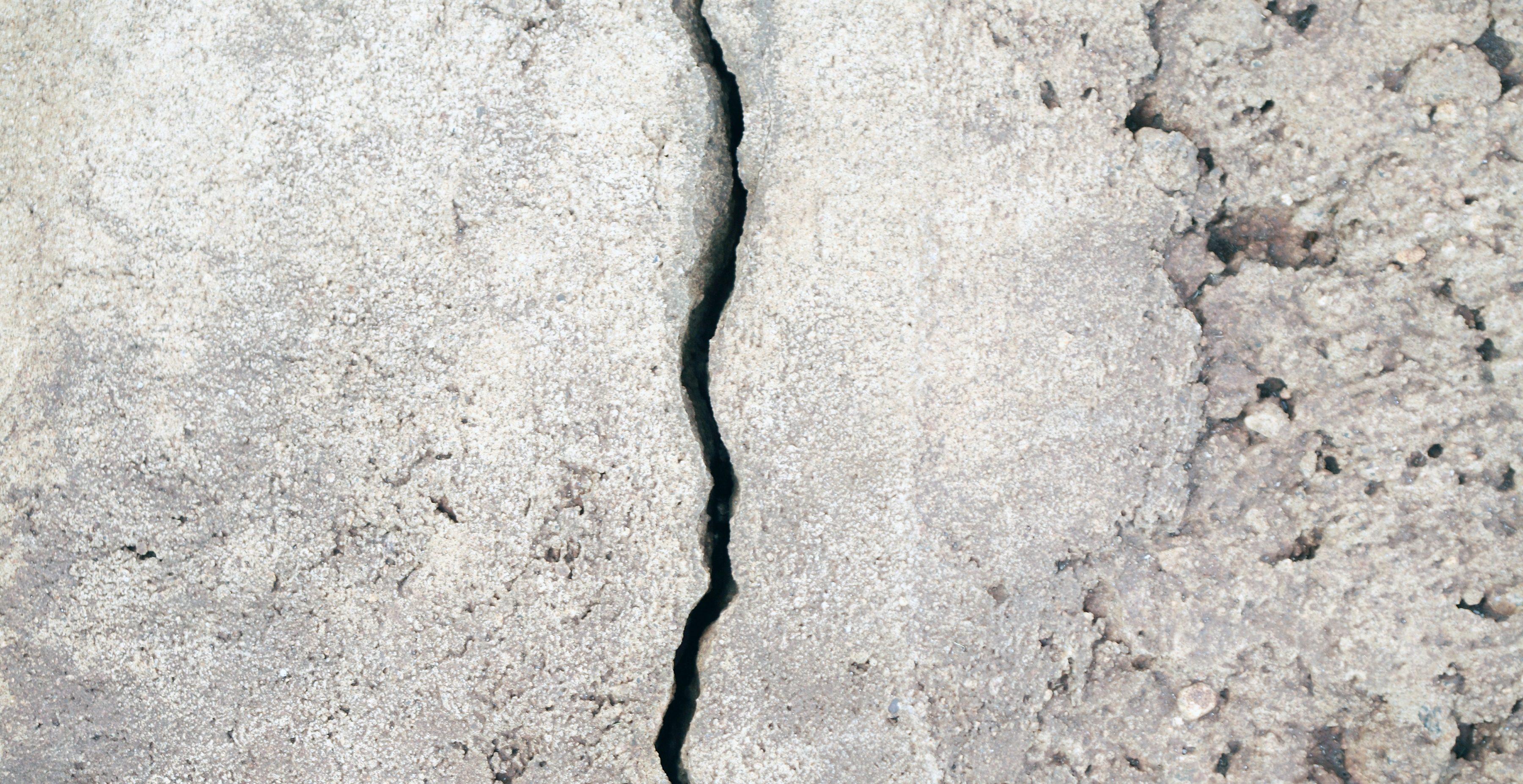 Why Does Concrete Crack Aci Asphalt Amp Concrete Inc