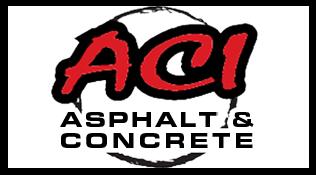 ACI Asphalt Concrete Inc. 317-549-1833