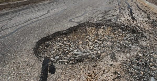 Indianapolis Pothole Repair 317-549-1833