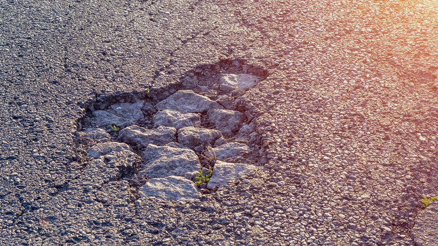Indianapolis Pothole Repair 317-549-1833