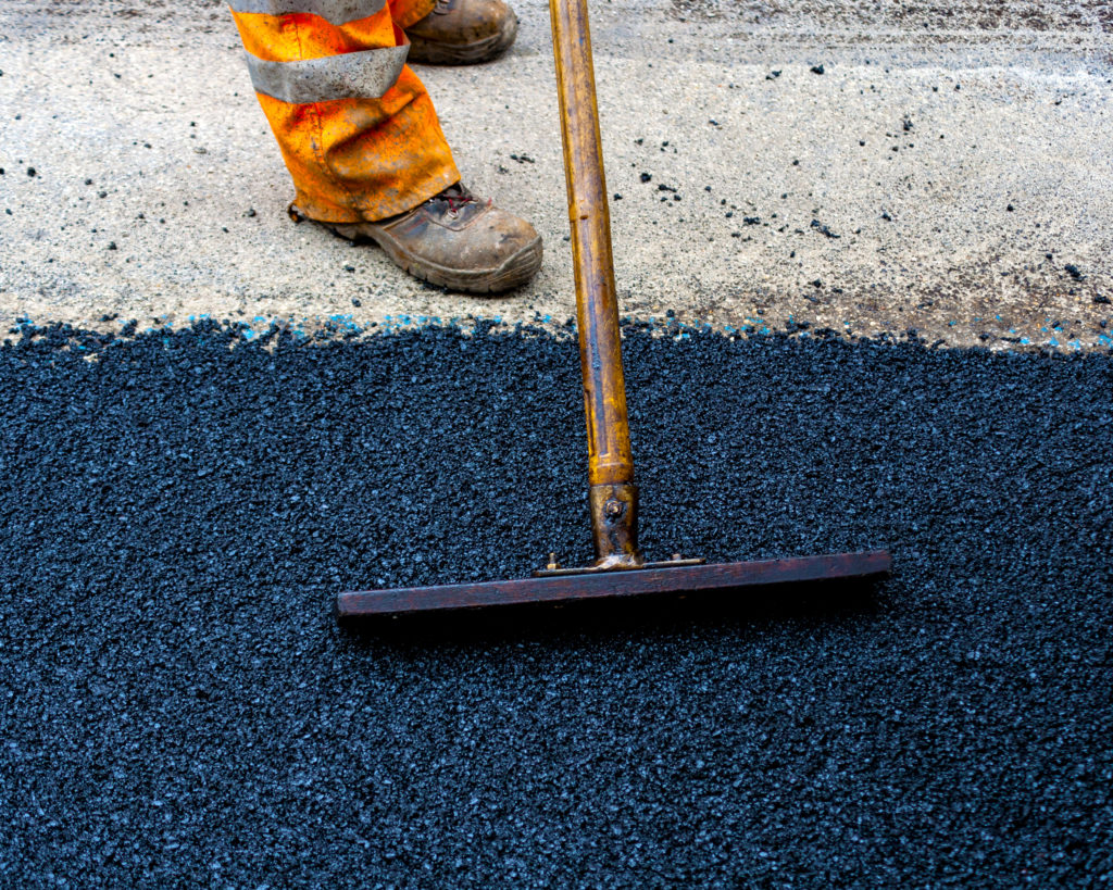 Commercial & Industrial Paving Contractors