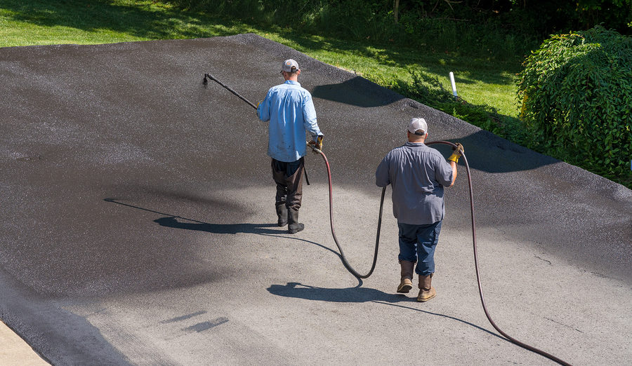 Indianapolis Asphalt Sealcoating Services 317-549-1833