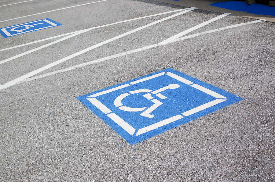 ADA Compliant Parking Lot Paving in Indianapolis