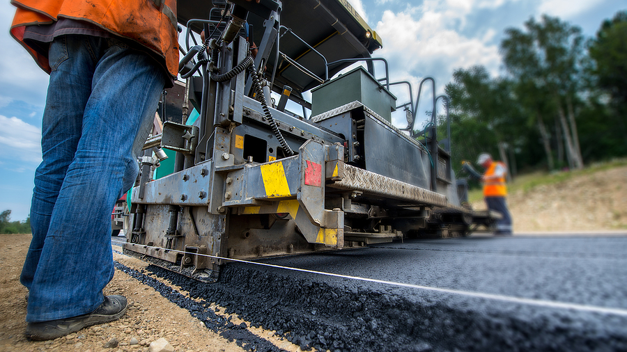 Indianapolis Commercial Paving and Road Construction