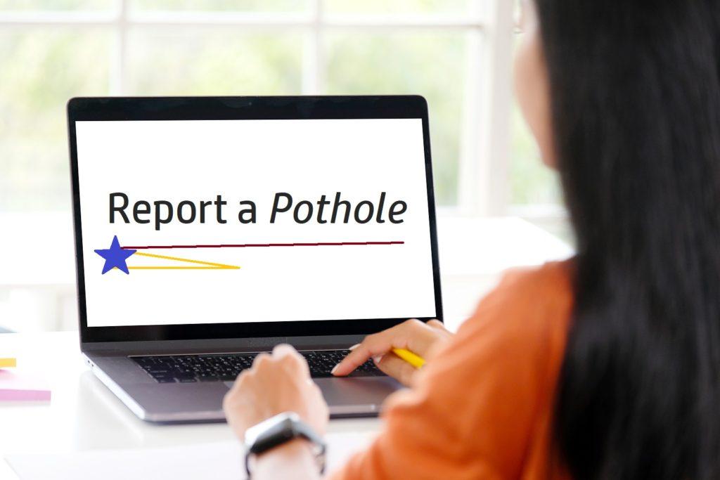 Indiana Commercial Pothole Repair and Emergency Road Repair 317-549-1833