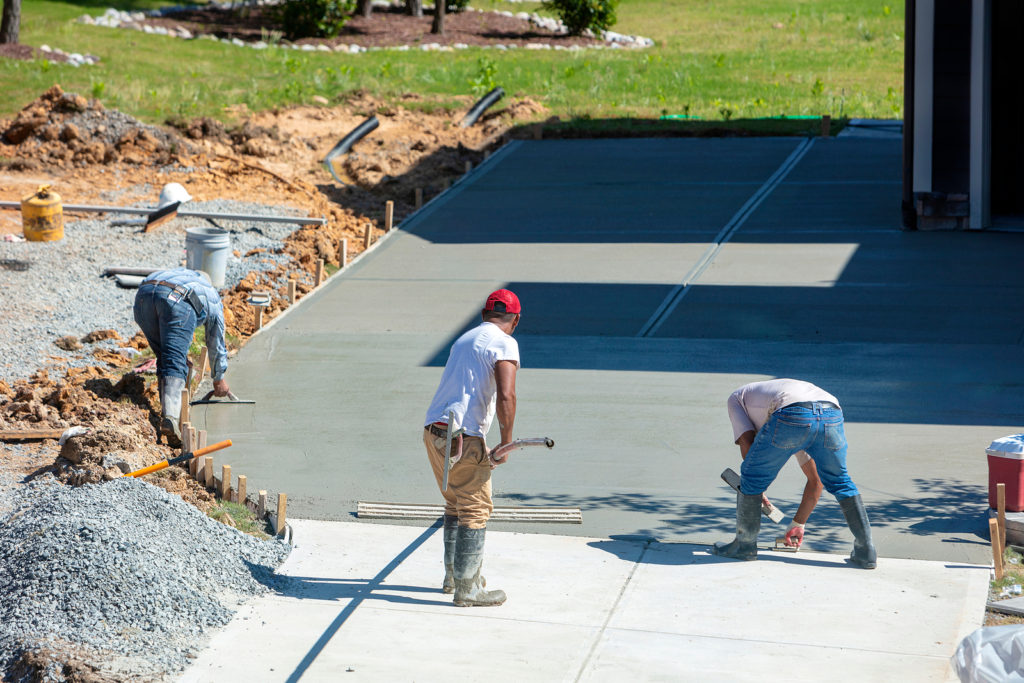 Indianapolis Indiana Commercial Concrete Repair and Sealcoating