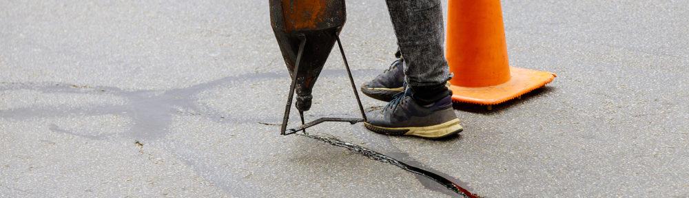 Commercial Asphalt Repair Service Indianapolis IN 317-549-1833