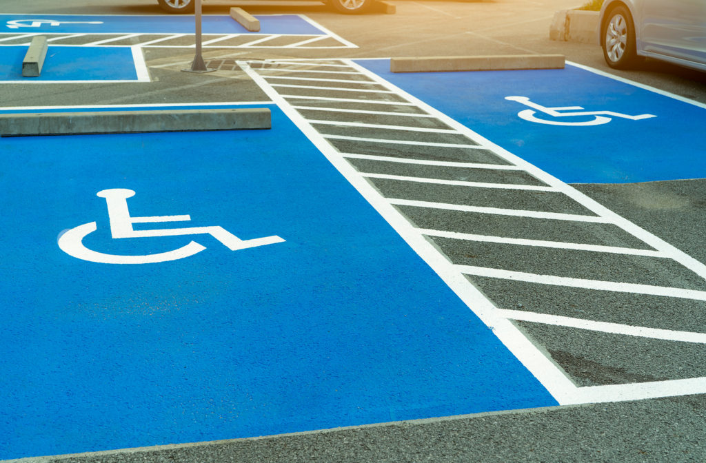 ADA Compliance Paving Indianapolis IN 317-549-1833