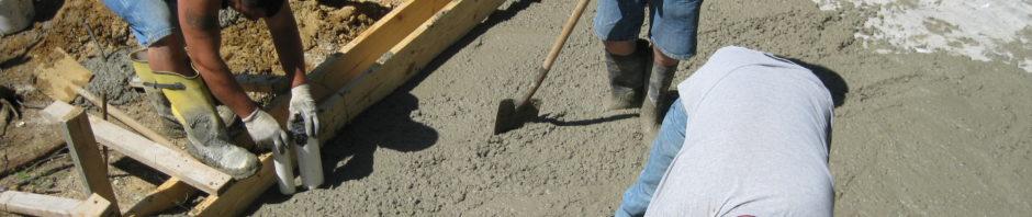 Commercial Concrete Paving 317-549-1833