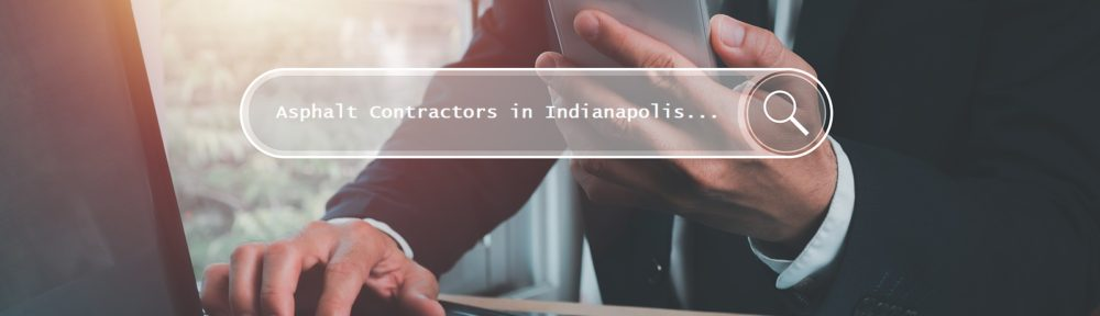 Indianapolis IN Commercial Asphalt Paving